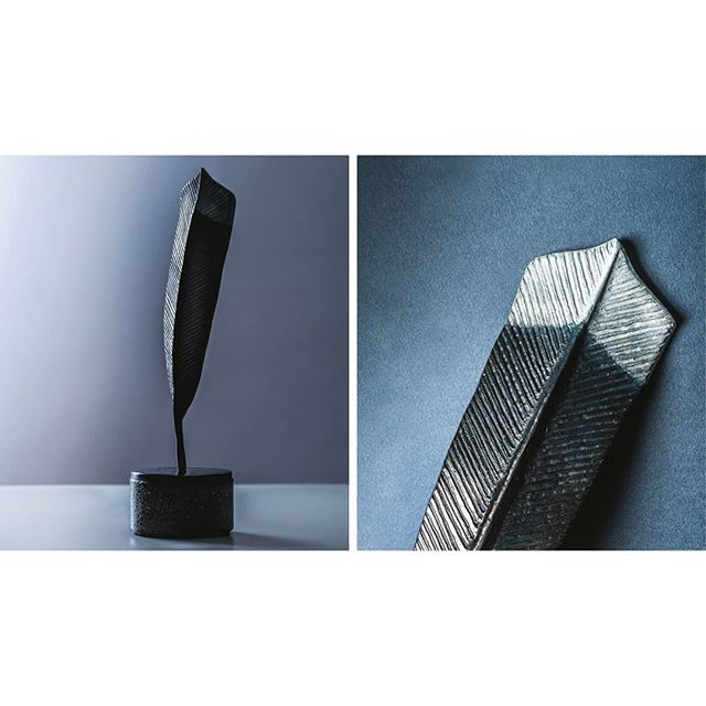 Scenario was a proud supporter of the IPANZ Public Sector Excellence Awards - working with an artist to create this beautiful uniquely New Zealand trophy. - #nzdesign #agency #design #trophy #trophydesign #Huia #NewZealand #excellence #organic