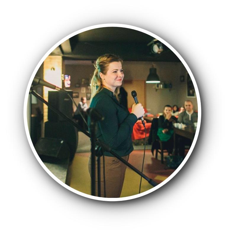 iwona gruszka public speaking
