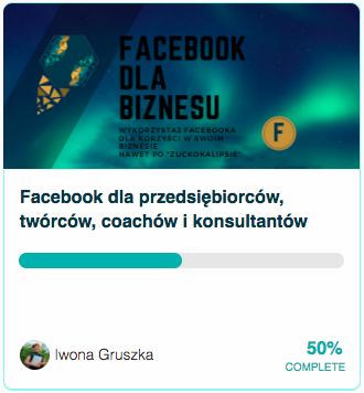 facebook dla bizensu