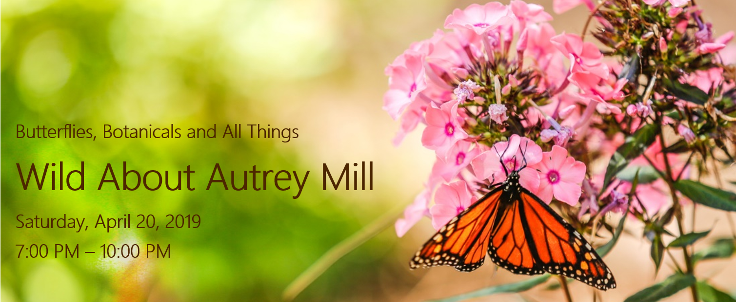 Wild About Autrey Mill Banner