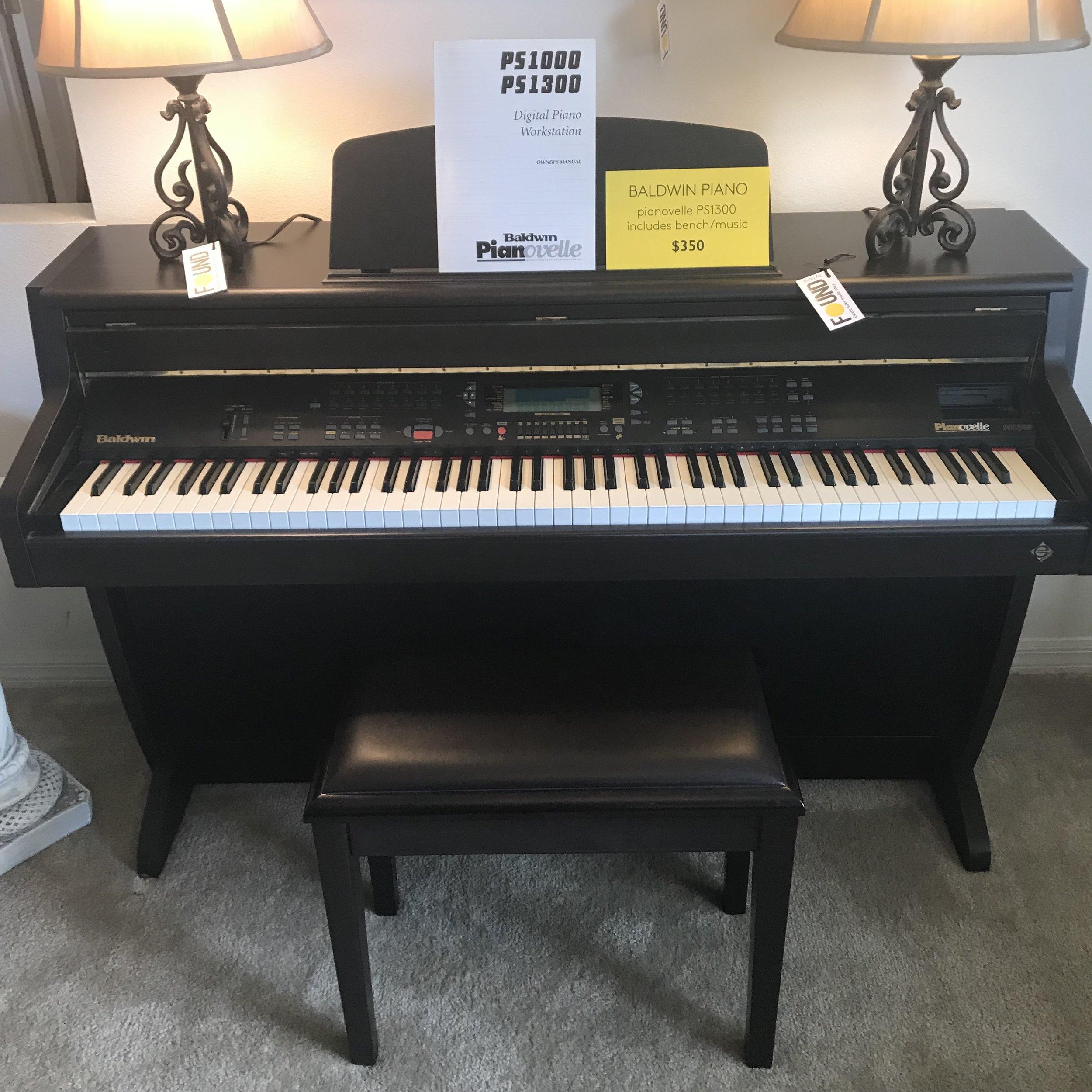 BALDWIN PIANOVELLE PS1300