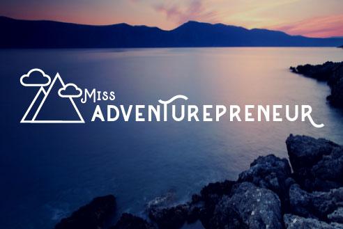 Logo design for Miss Adventurepreneur
