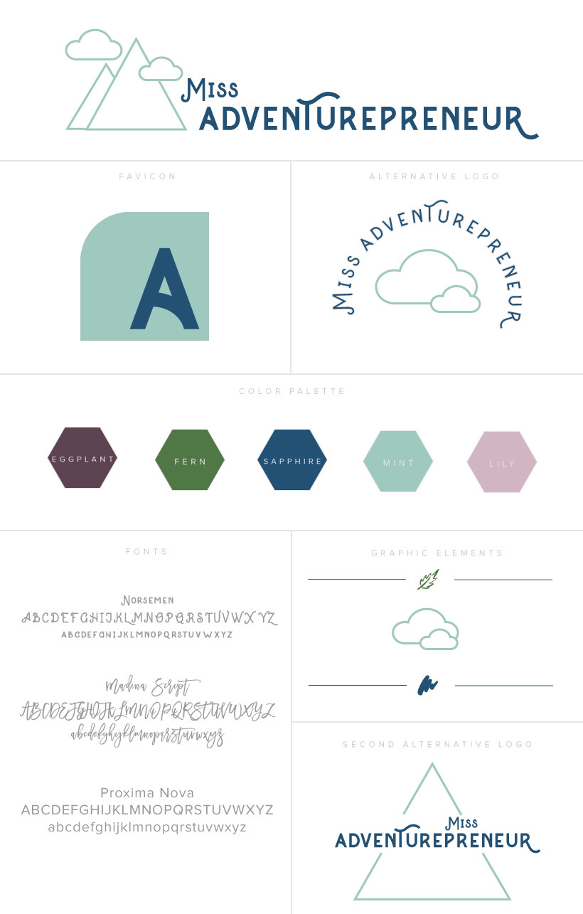 Branding & Web Design Package