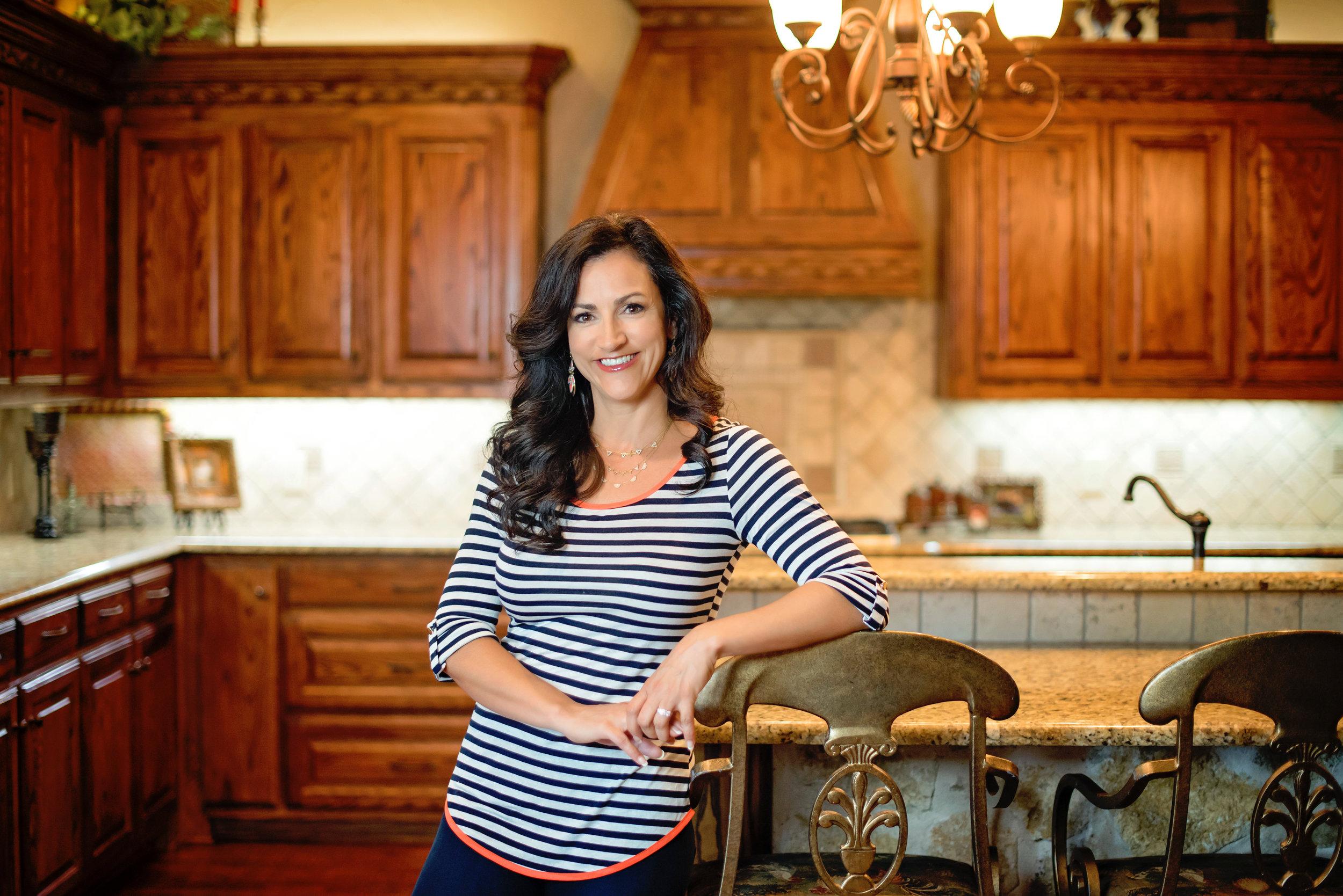 Audrey McGinnis  Baker, Chef, & Founder of Go-Go Dough