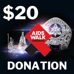 Team TICOT AIDS Walk Donation