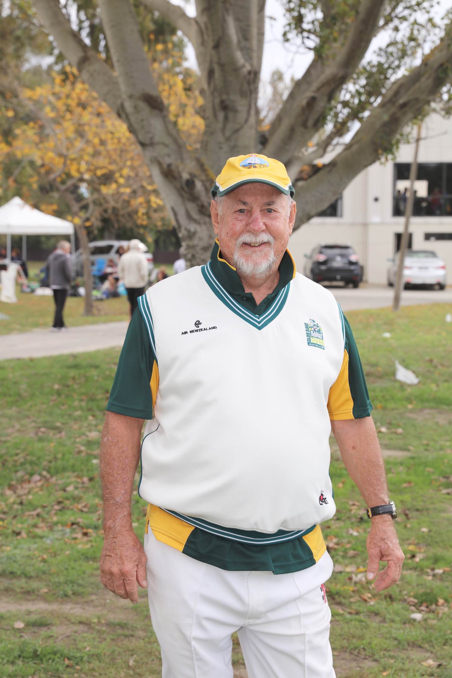 Golden Oldies World Cricket Festival