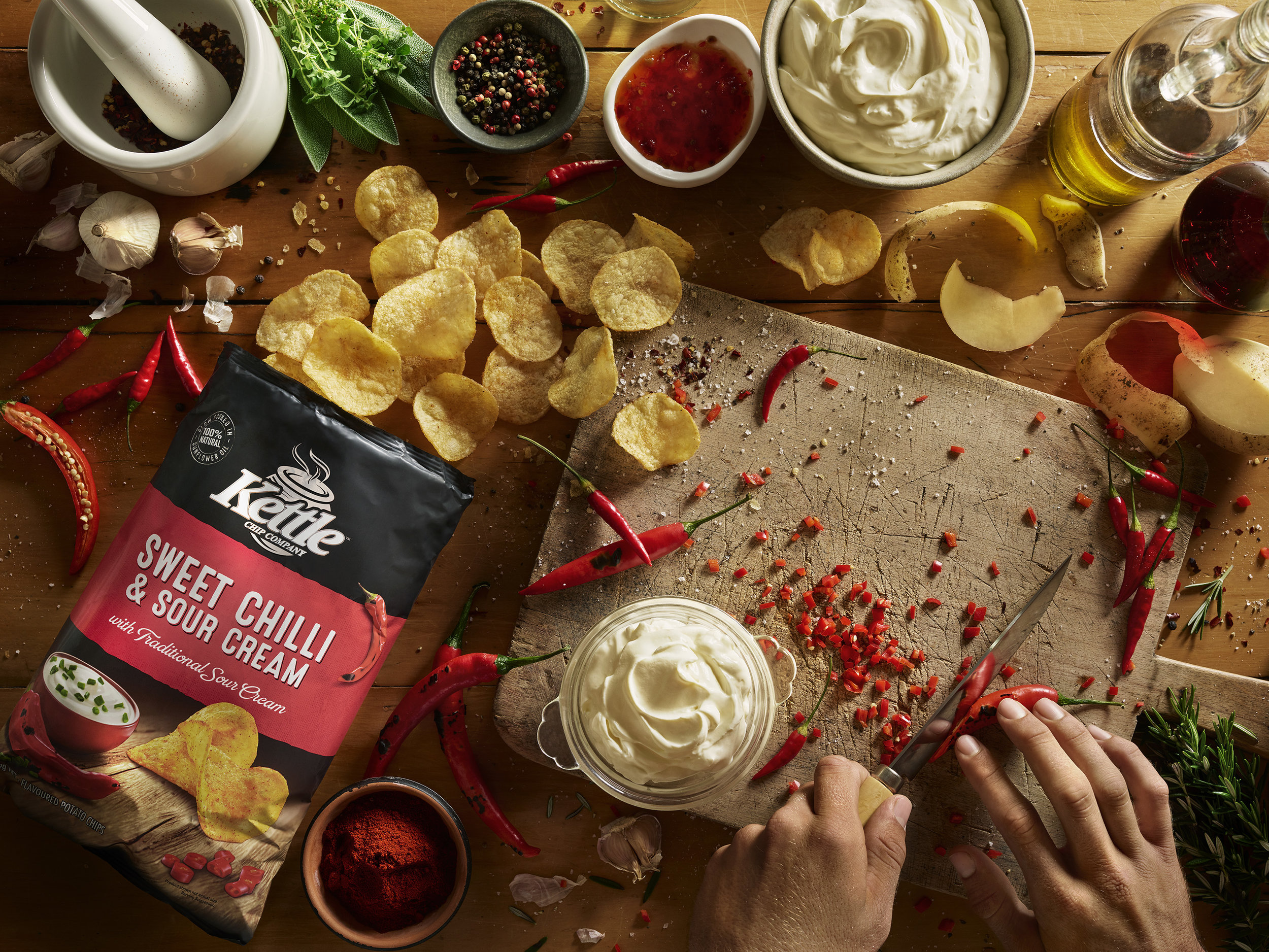 Kettles Chip Co