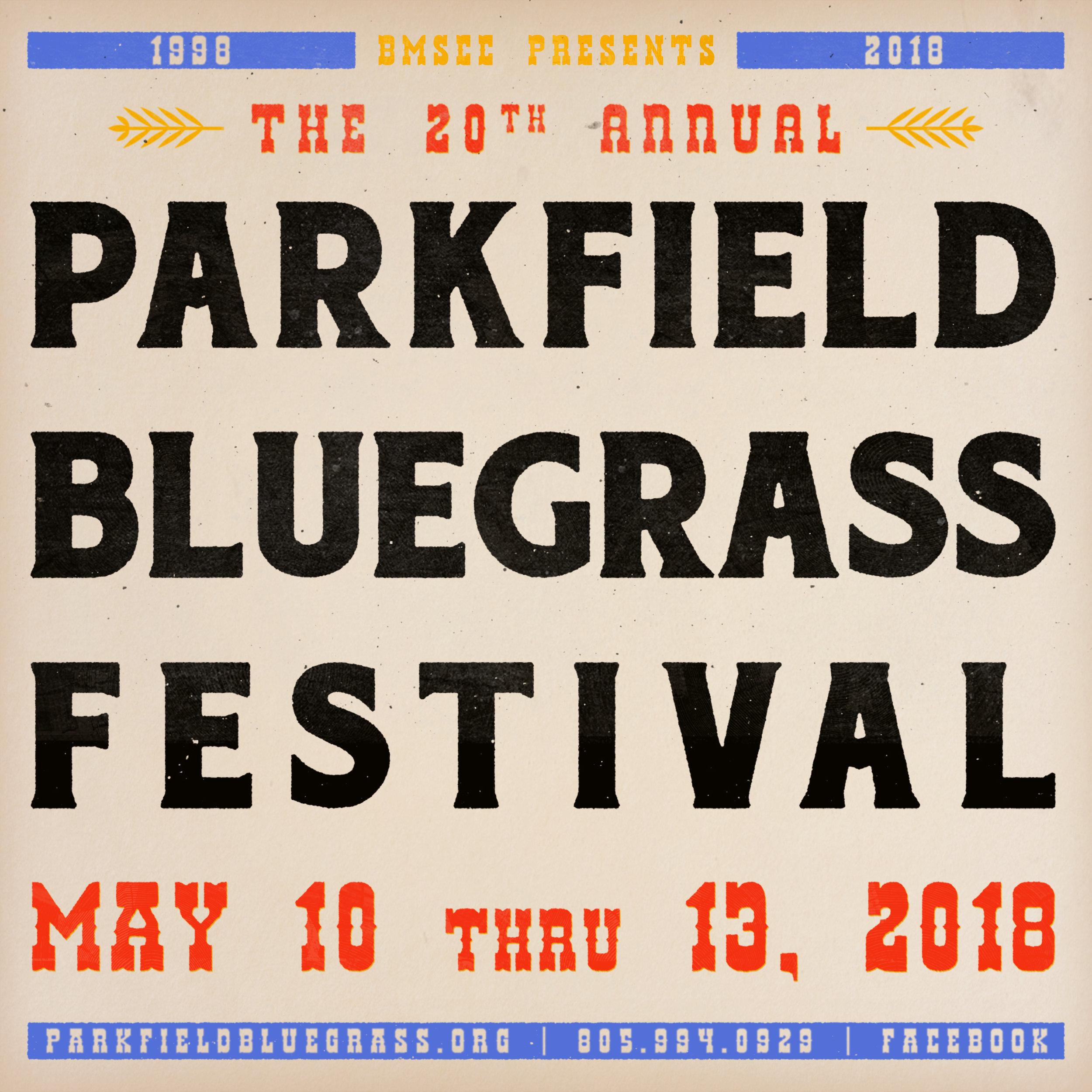 Parkfield Bluegrass