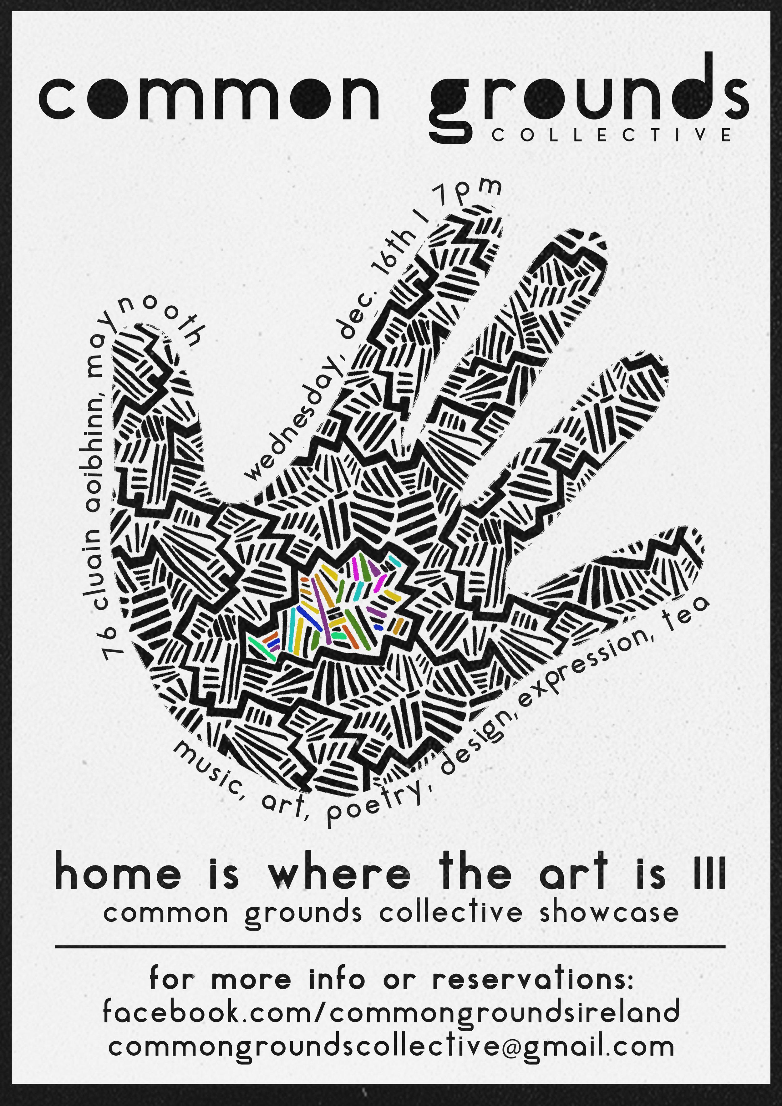 Home is Where the Art is III Lauren Varian