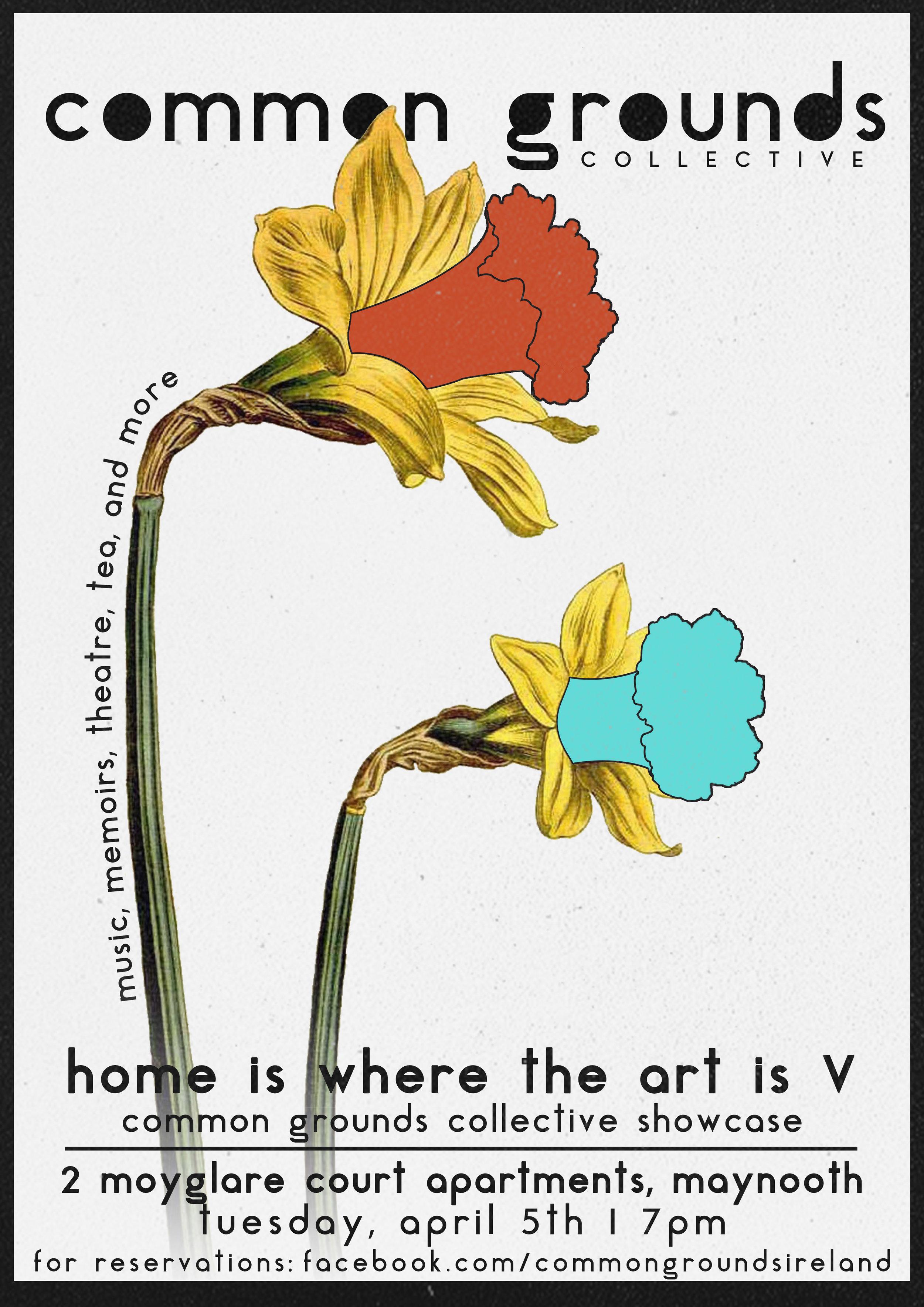 Home is Where the Art is V Lauren Varian