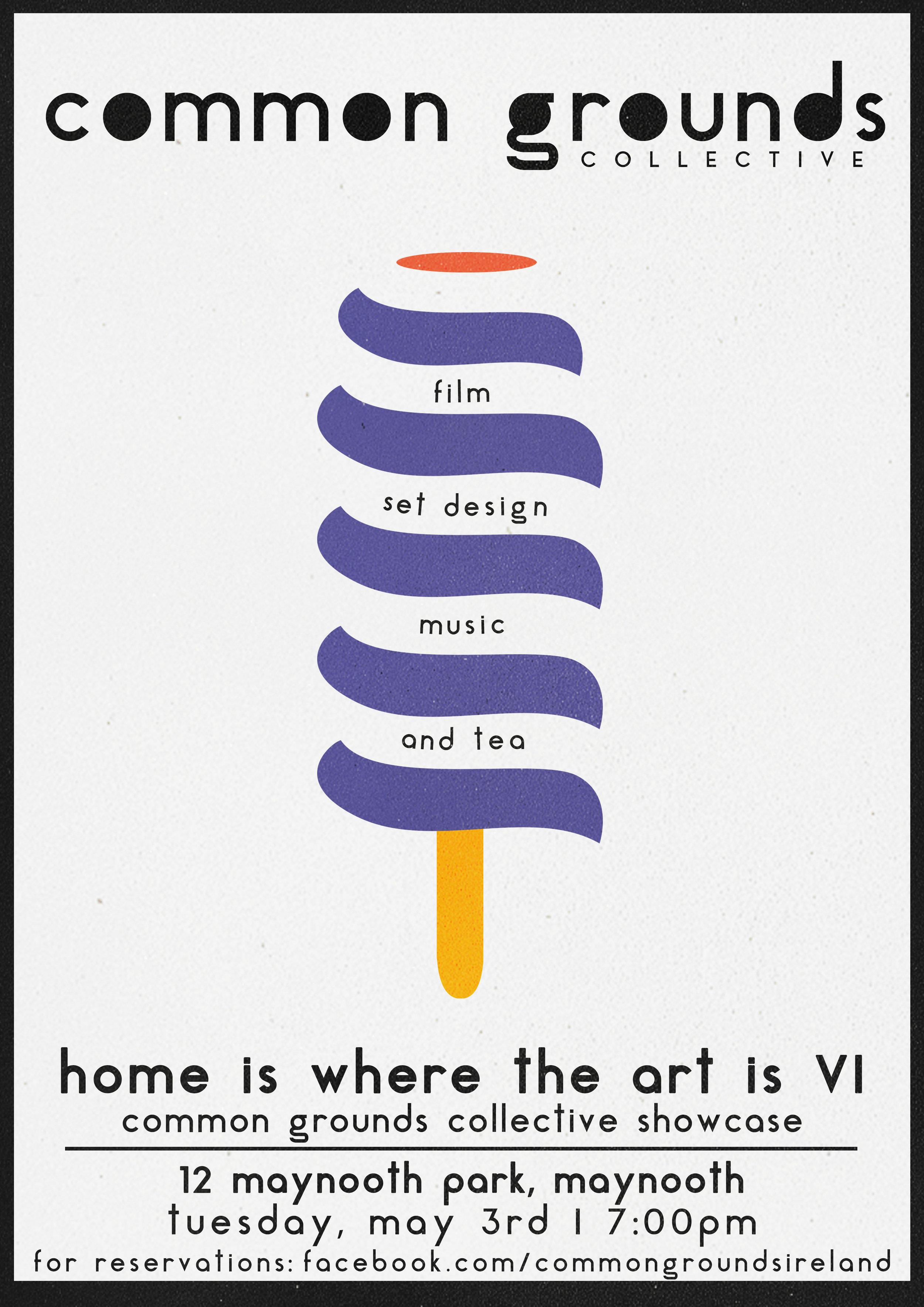 Home is Where the Art is VI Lauren Varian