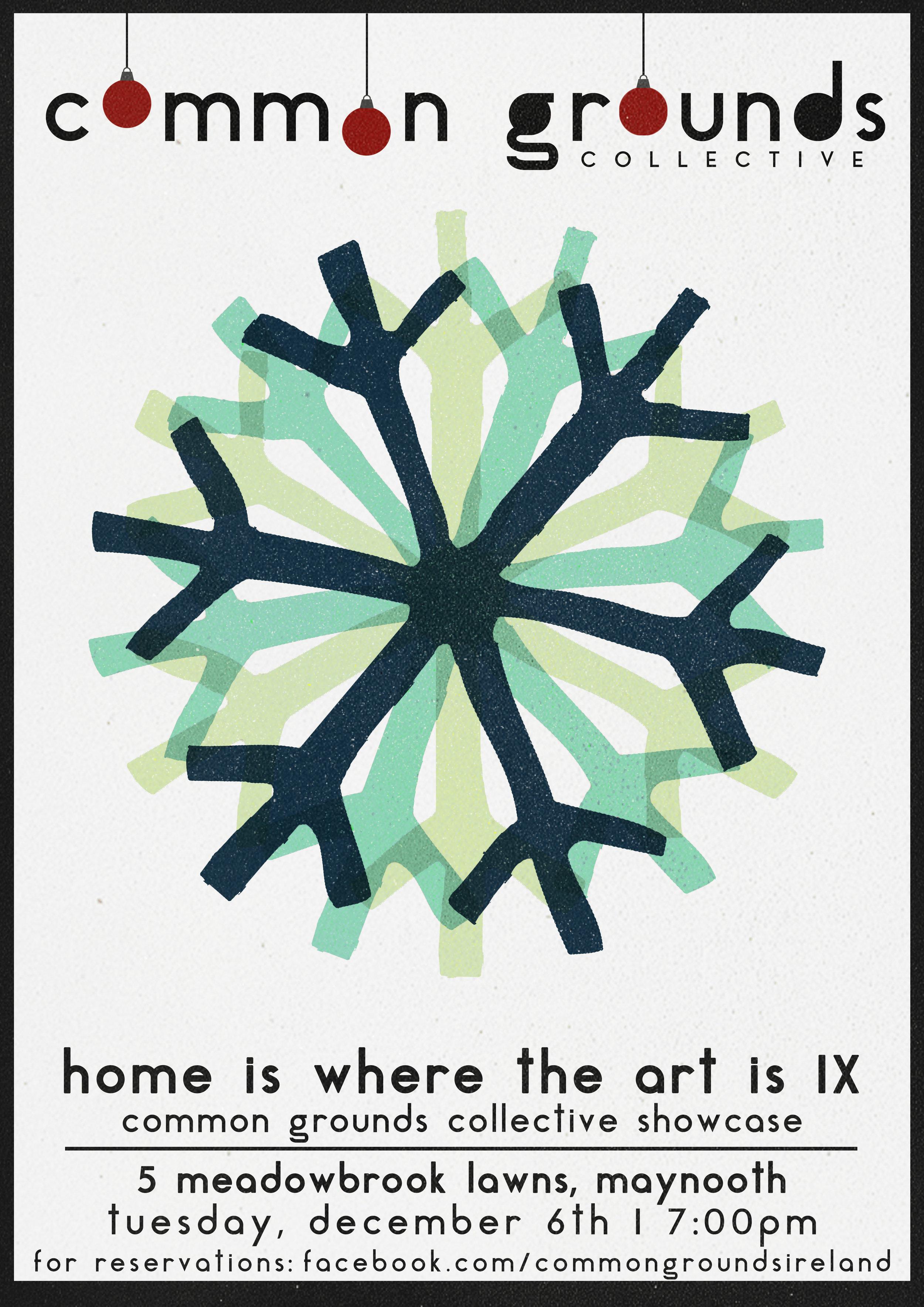Home is Where the Art is IX Lauren Varian