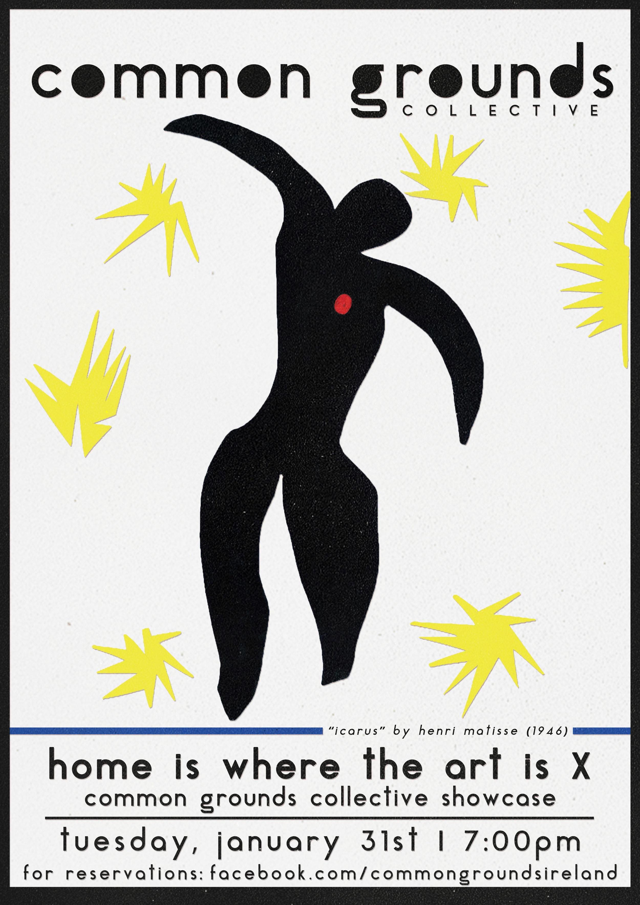 Home is Where the Art is X Lauren Varian