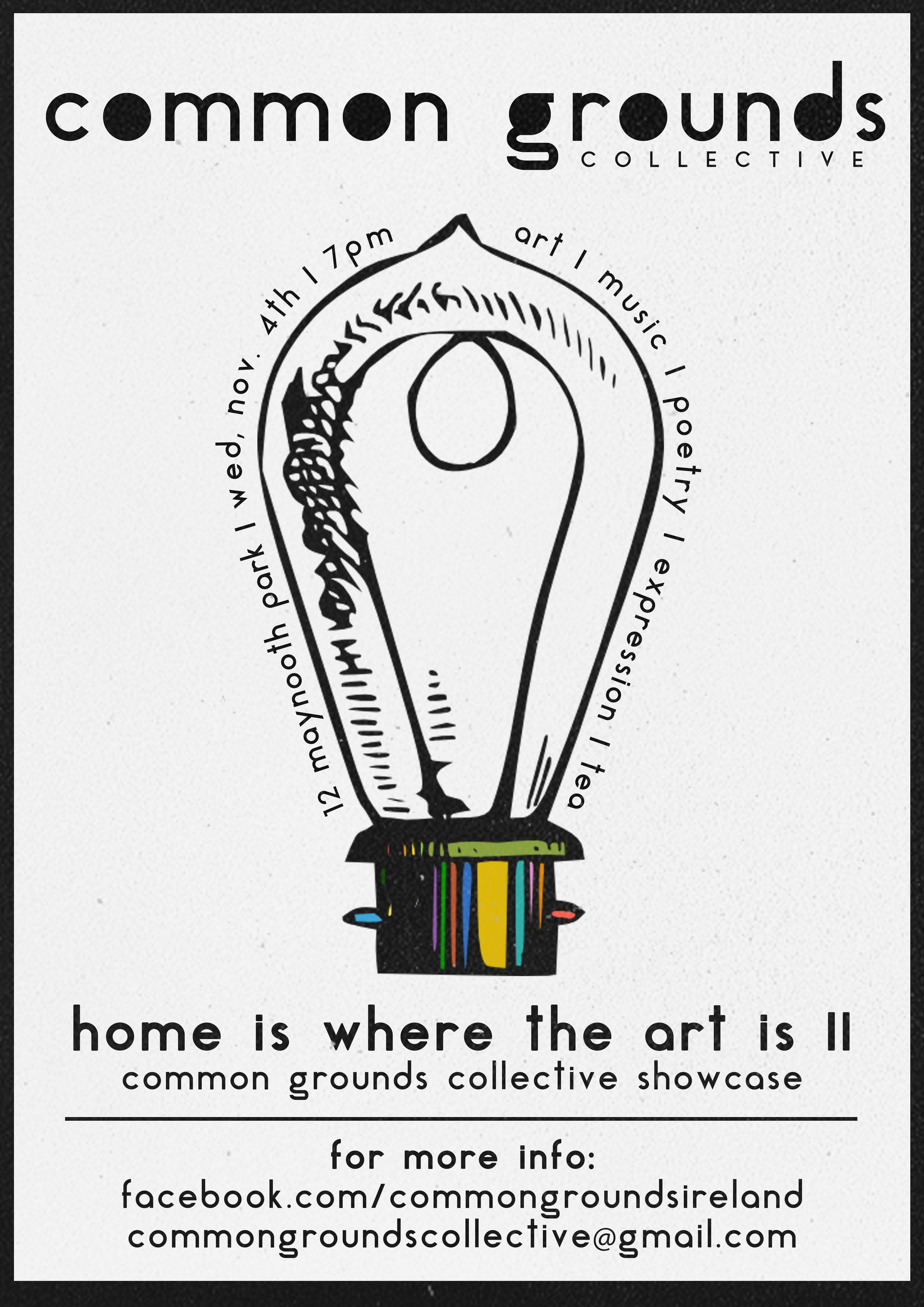 Home is Where the Art is II Lauren Varian