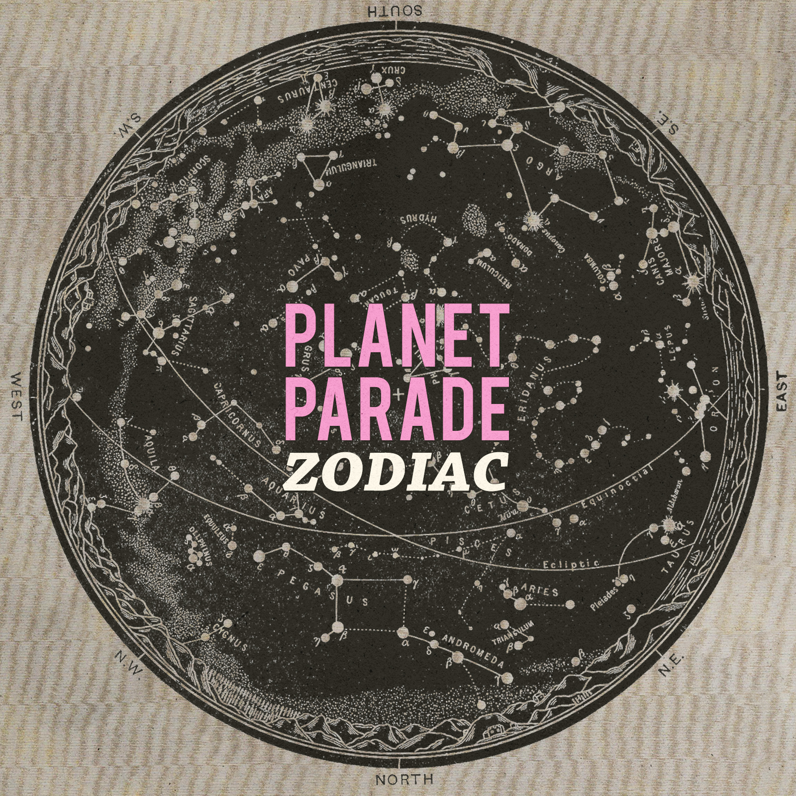 Zodiac Single Artwork