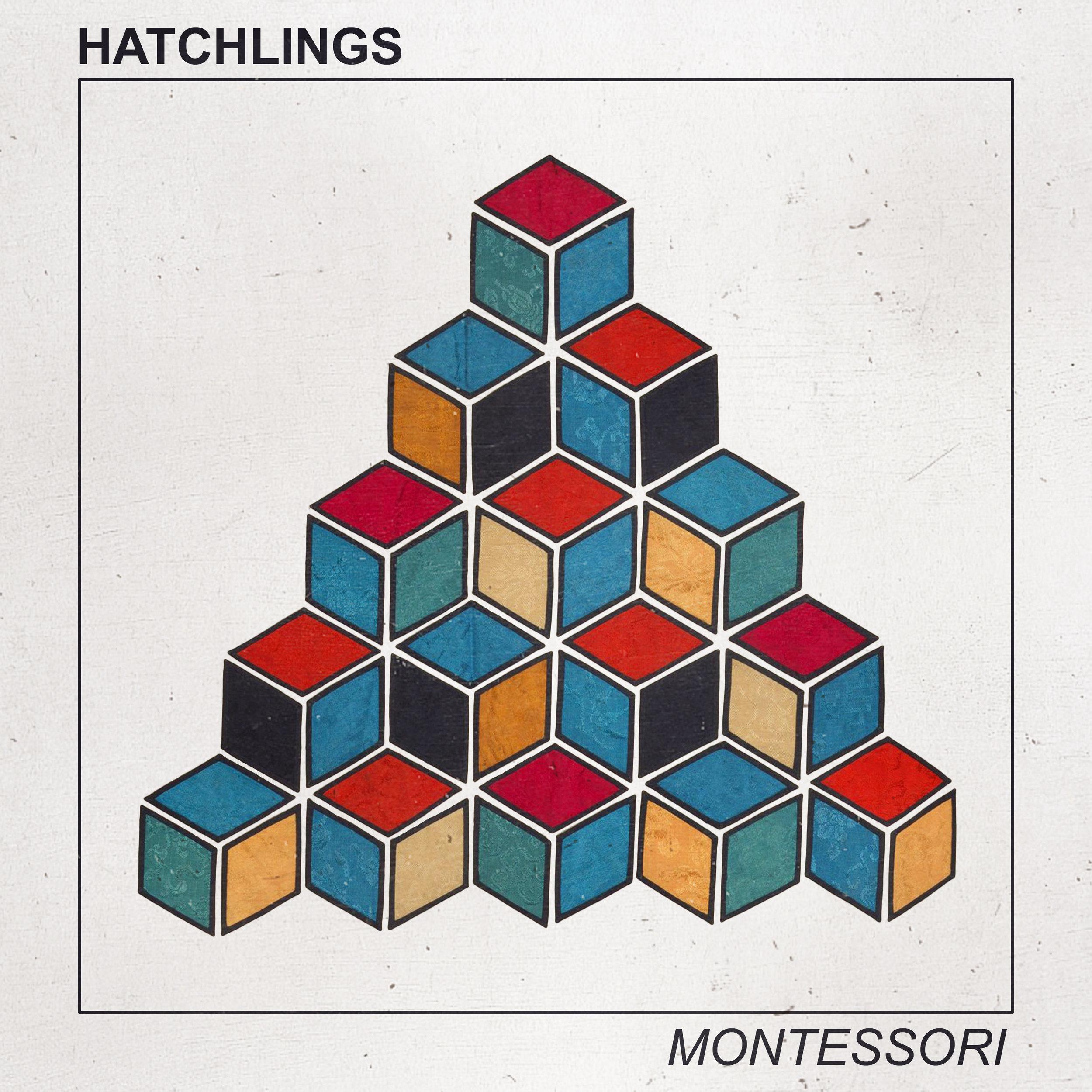 Montessori EP Artwork Design