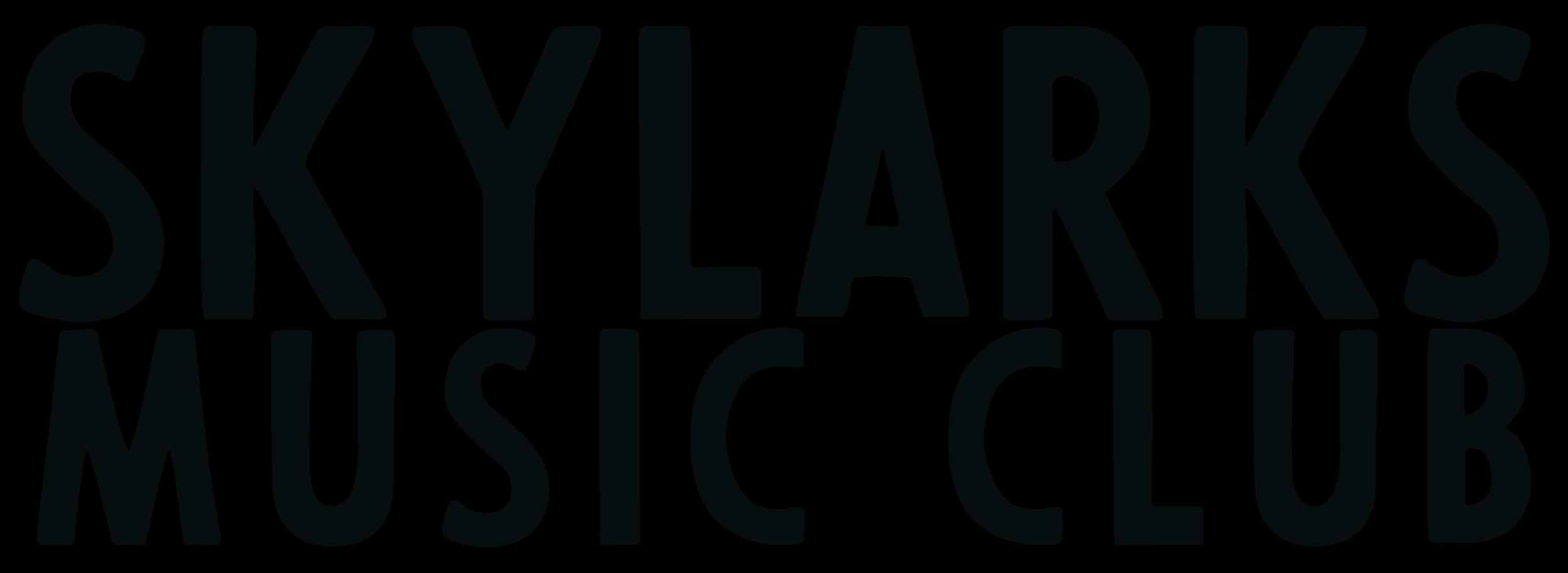 Skylarks Music Club Lauren Varian Design