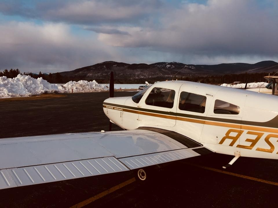 January 2018 - PTG Missions Inc. officially purchased their first mission airplane, N12ER, a Piper PA-28-151 Piper Warrior. We are humbled to become stewards of the Lord's mission airplane.