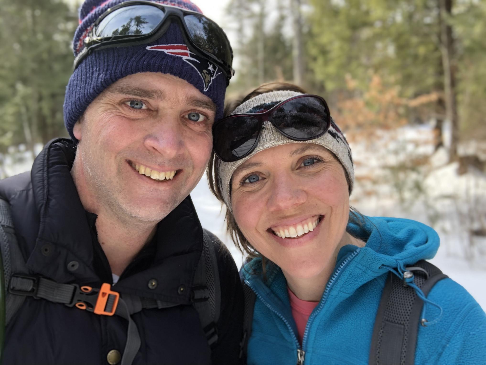 Mike & Leah Freeman   Chairman & Board Member