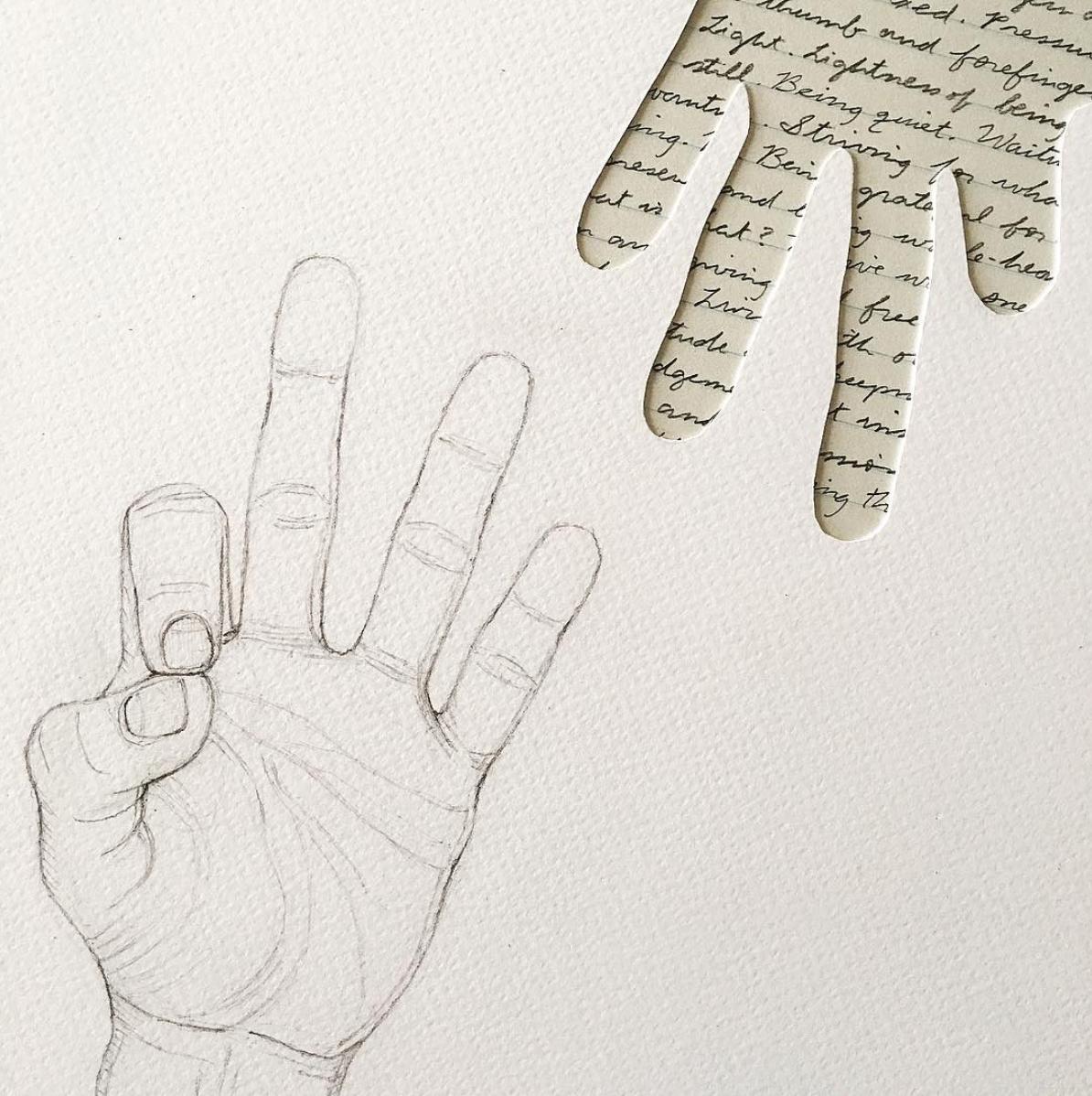 Hand Mudra: Gyan