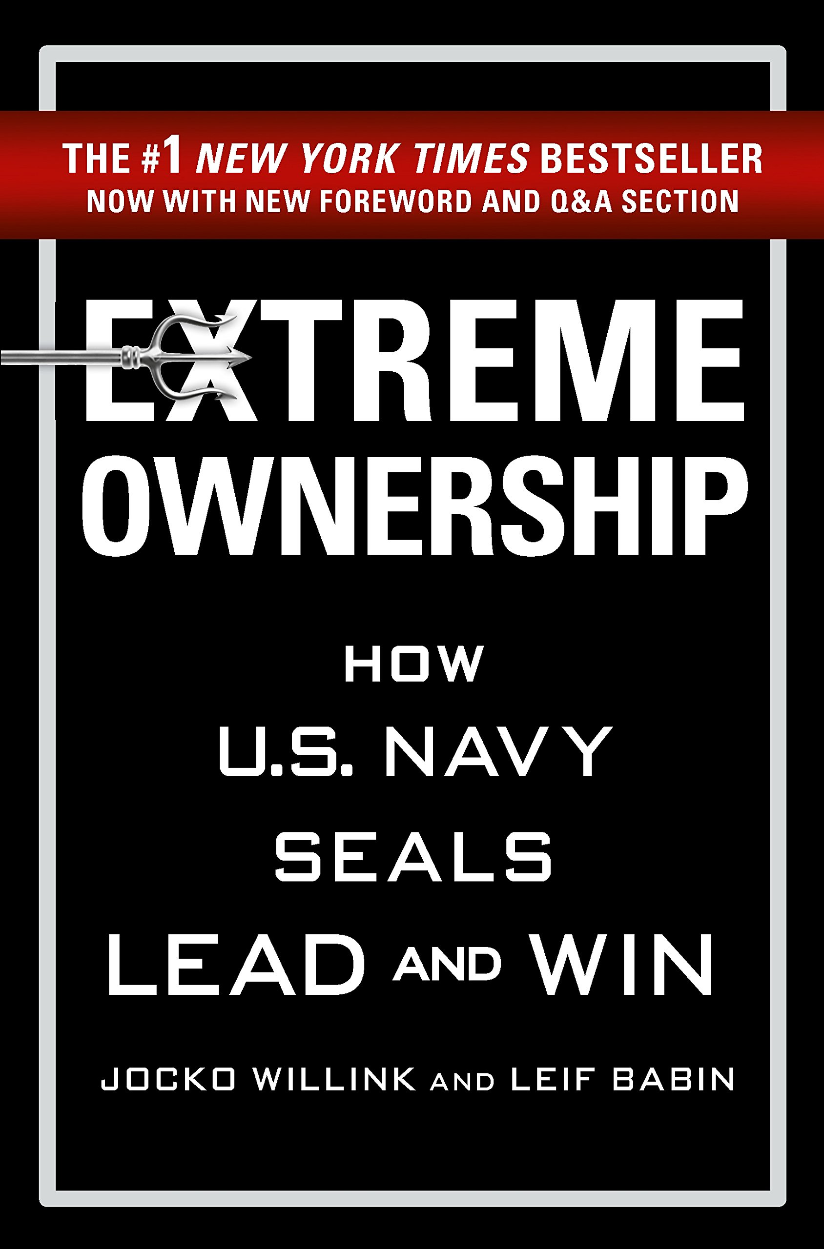 Extreme Ownership: How U.S. Navy Seals Lead and Win - there's a reason why the U.S. military is known for getting things done, and getting them done really well. Jocko Willink and Leif Babin share some of their personal war stories (which are fascinating) to illustrate 12 of the key principles they contribute to their success in the SEALs. then they explain how businesses who have integrated the principles have gone on to win, too, which is great for anyone wanting to up-level their professional lives this coming up year.if you have ever had trouble sticking with your resolutions, this book is for you. Willink and Babin know discipline inside and out, which means they know that there's a different way for everyone to practice it (just like how people learn differently).not only will you be inspired to follow through with your goals, but you'll feel eager to reach your highest potential, exceed expectations, and help others do the same, too.