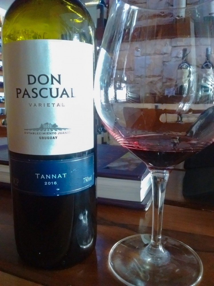 An example of some export quality Tannat that would typically land in the US for between $12 and $20. Expressive, round tannins, and very user friendly. Photo Credit: Juan Gutierrez - Instagram @juangutierrez_sommelier
