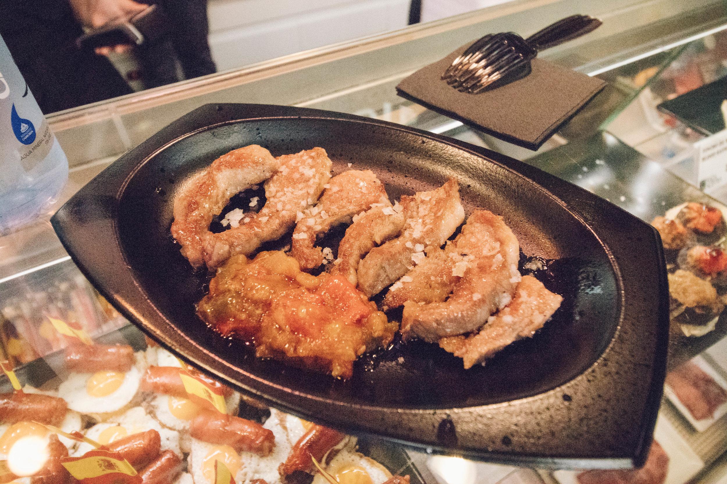 Copy of Spare Pork at Mercado San Miguel