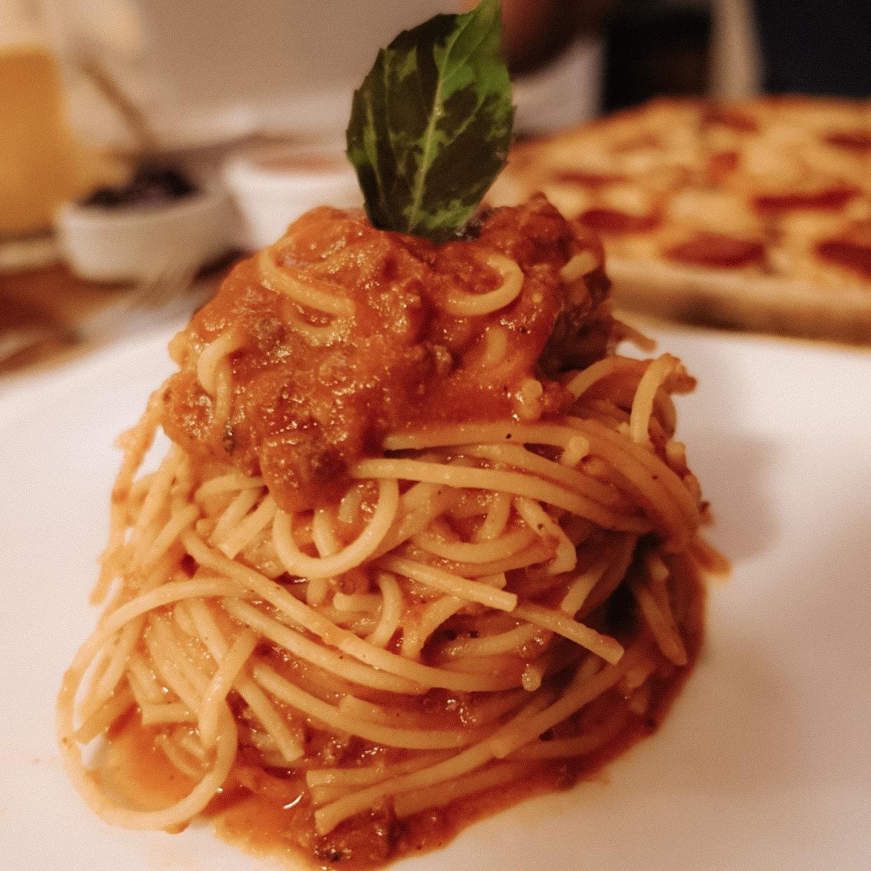 Bolognese Pasta at Morena