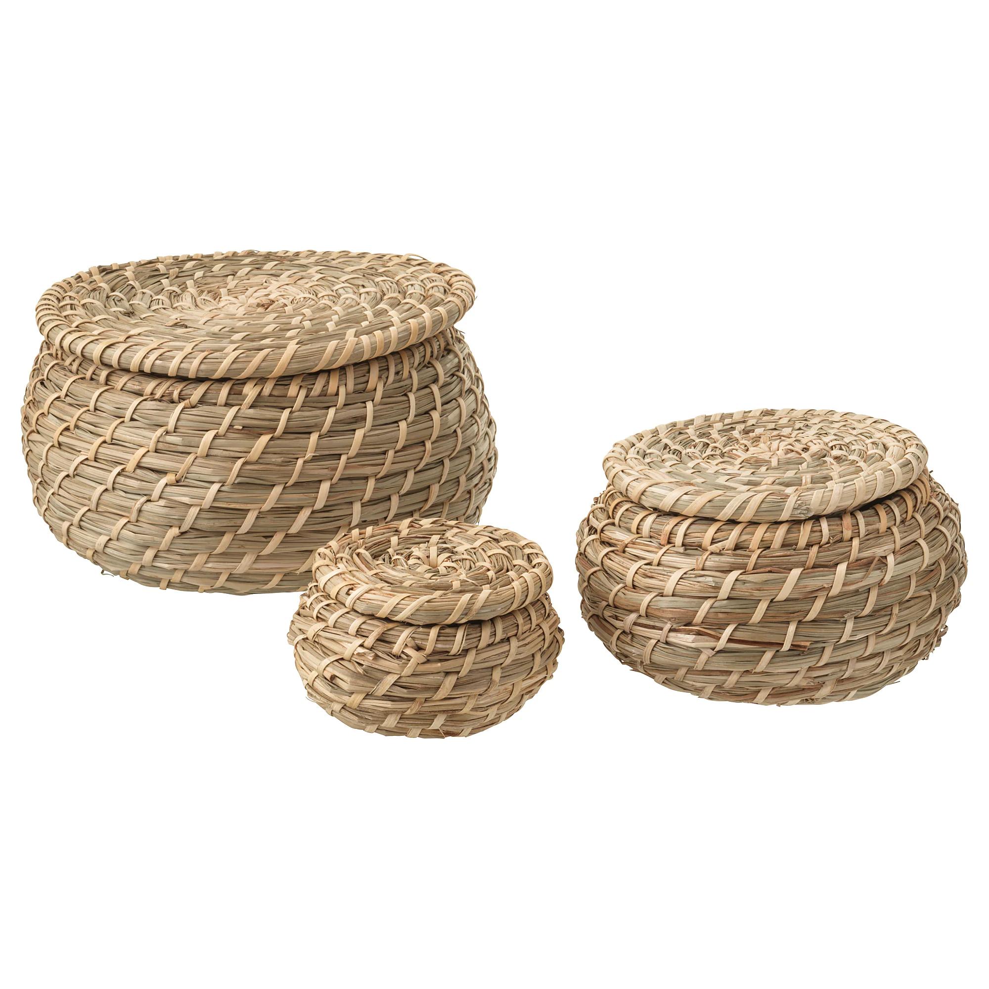 Copy of Woven Decor Basket