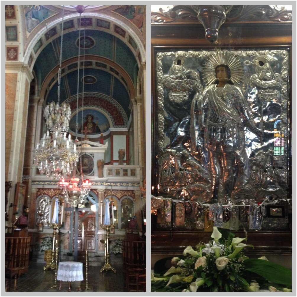 Greek Orthodox church of Syros