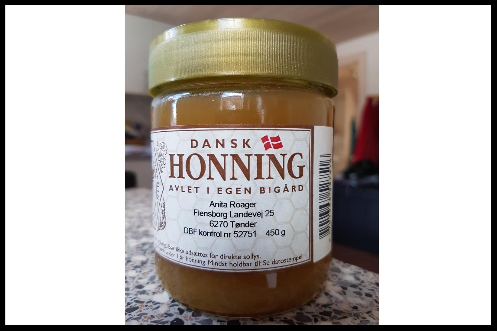 Honning - Biavl -