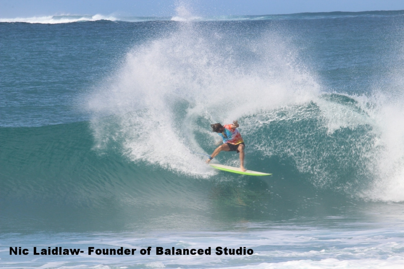 Nic_Laidlaw_Surf_Balanced_Studio_Human_Patterns_Fighting_Monkey_Sydney