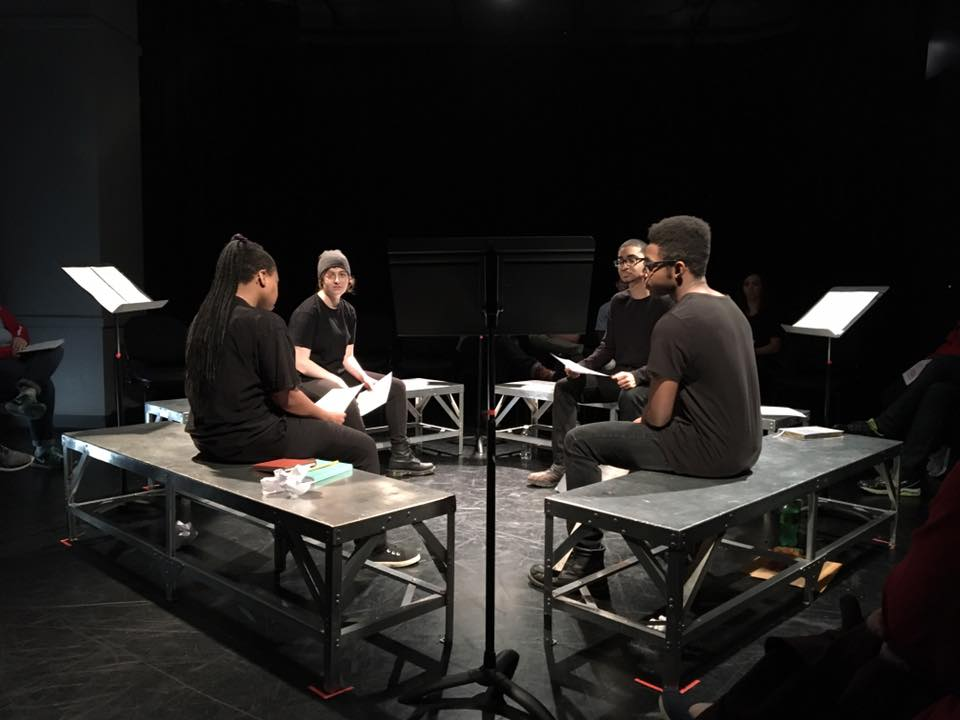Staged Reading (May 2017)