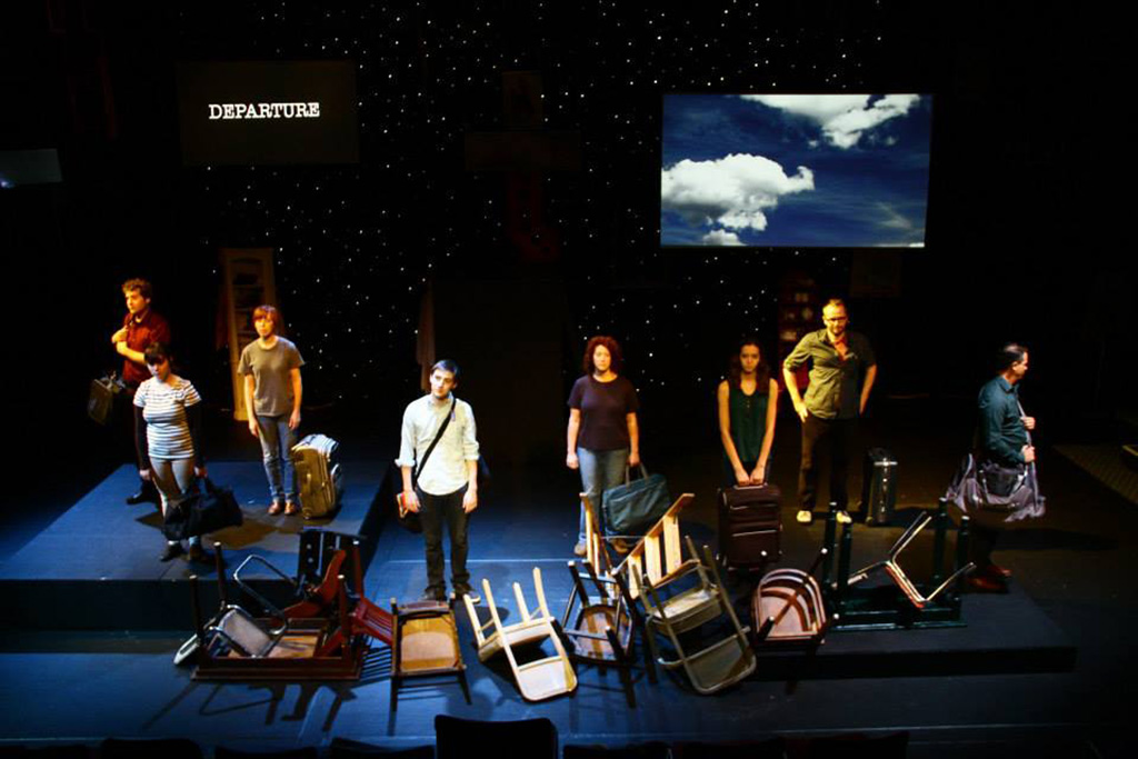 The Laramie Project - Des Moines Playhouse: September 2013