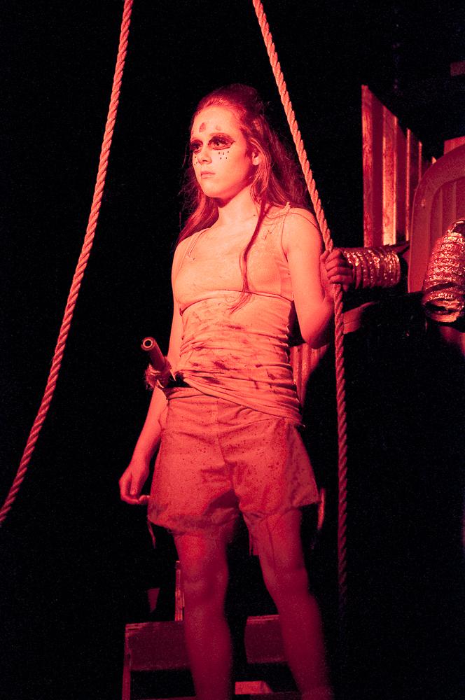 Featuring Mackenzie Cirksena as Roger