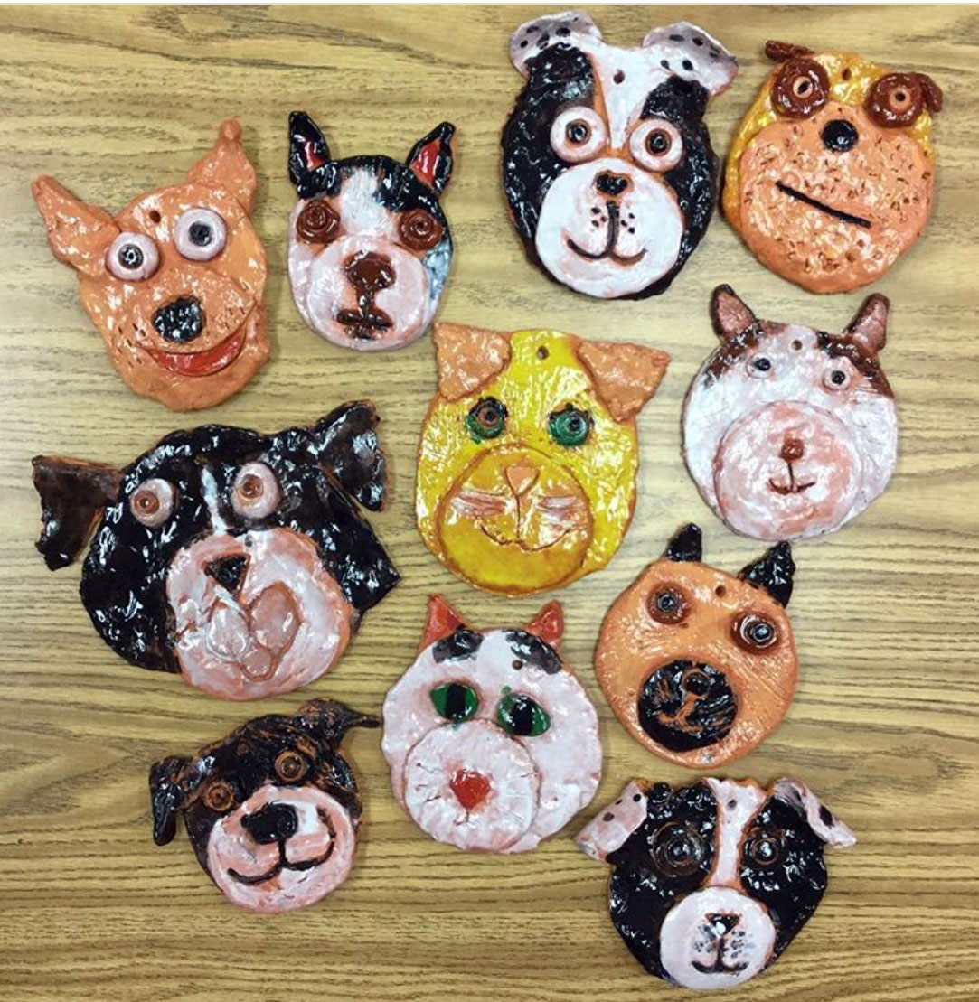 #petpARTners program art project