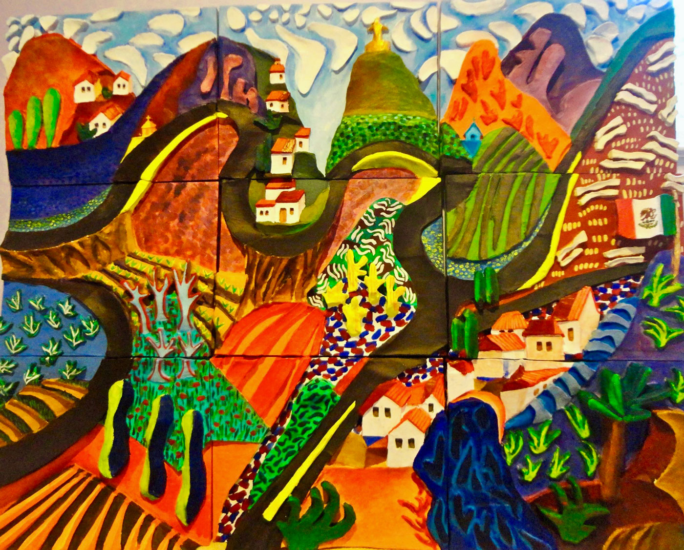 Road to Huasca  , Emily Gould