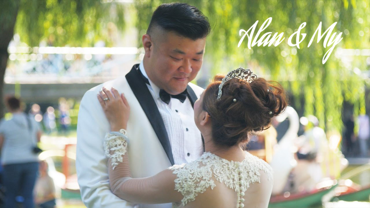 Client: Alan & My Role: Videographer / Editor