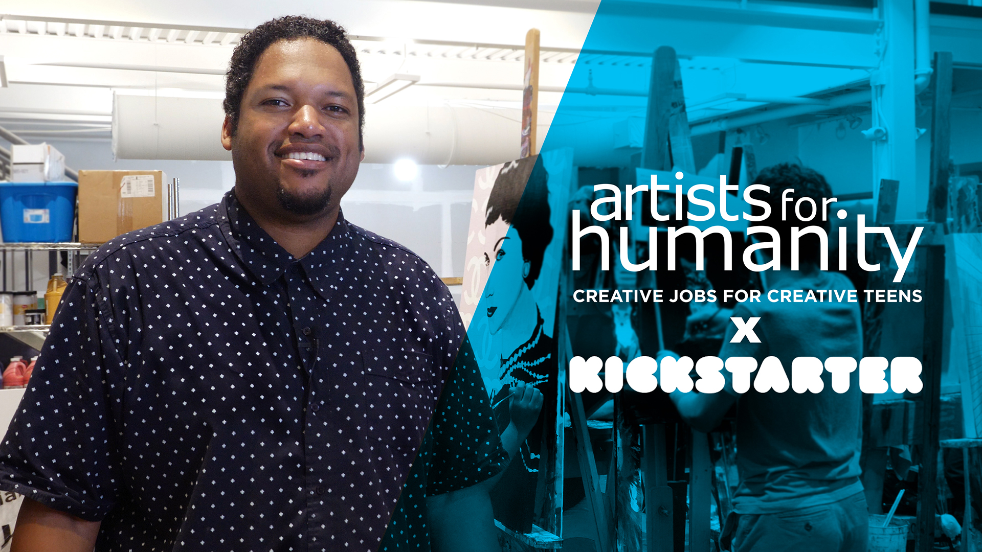 Company: Artists For Humanity Role: Producer / Director / Editor