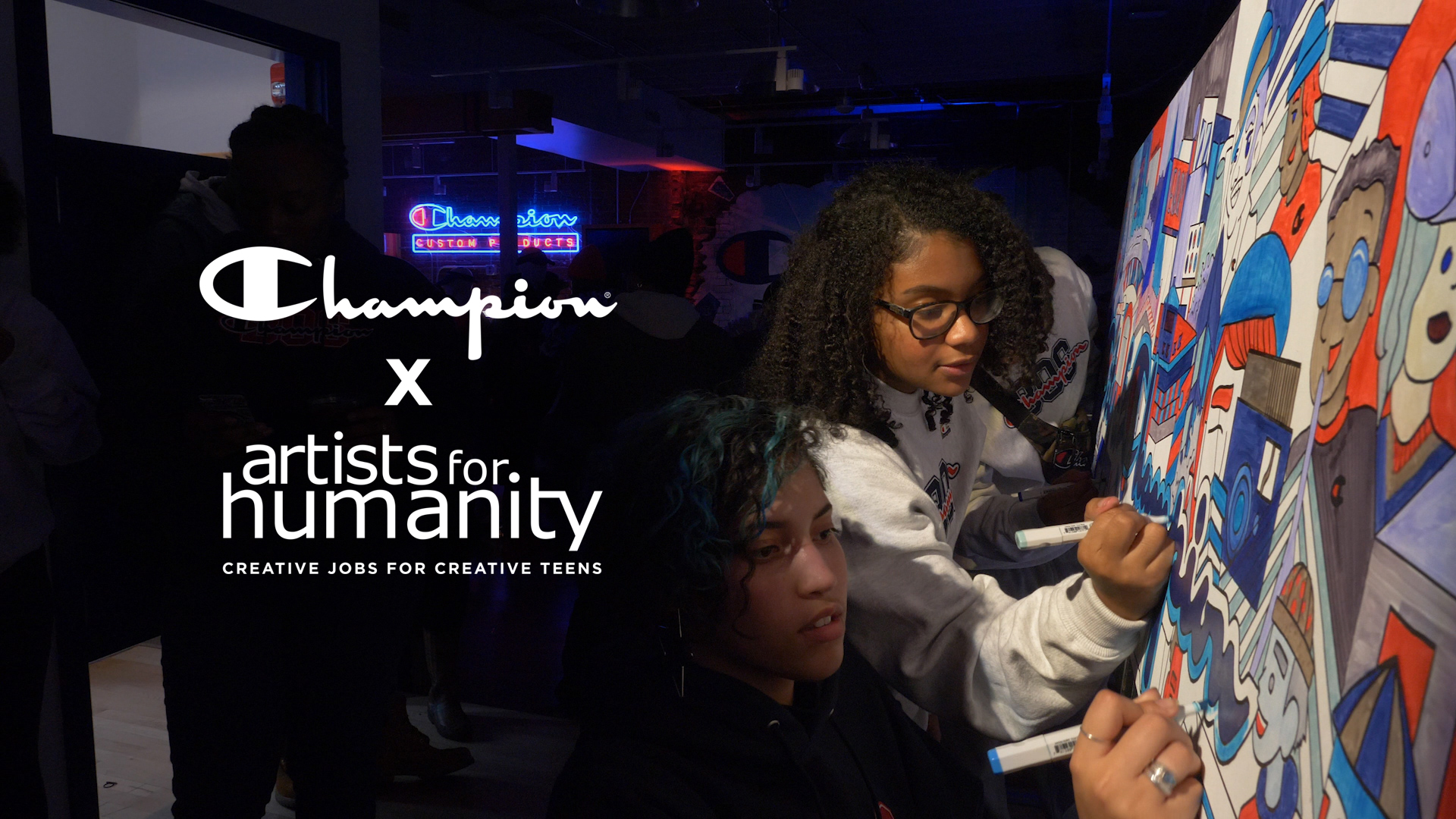 Company: Artists For Humanity Role: Producer