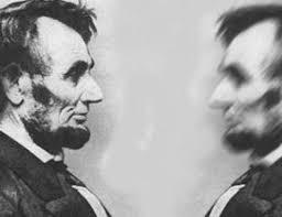 Abe Lincohn faces his Doppelganger