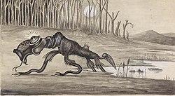 Bunyip anonymous artist drawing 1935).jpg