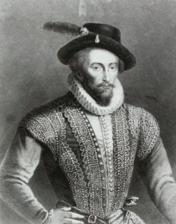 Sir Walter Raleigh, Date Unknown