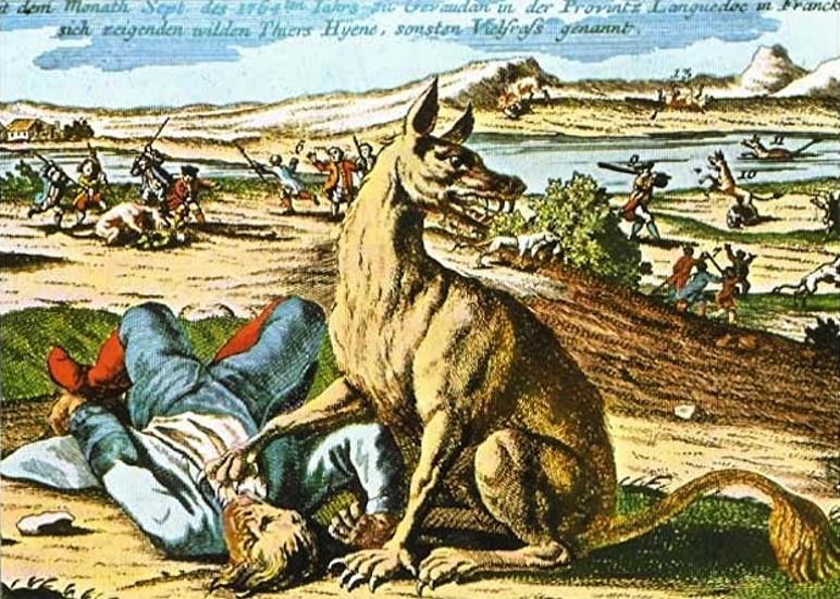 Beast of Gevaudan, 1700s.jpg