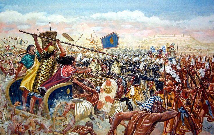 Epic Battle of Kadesh