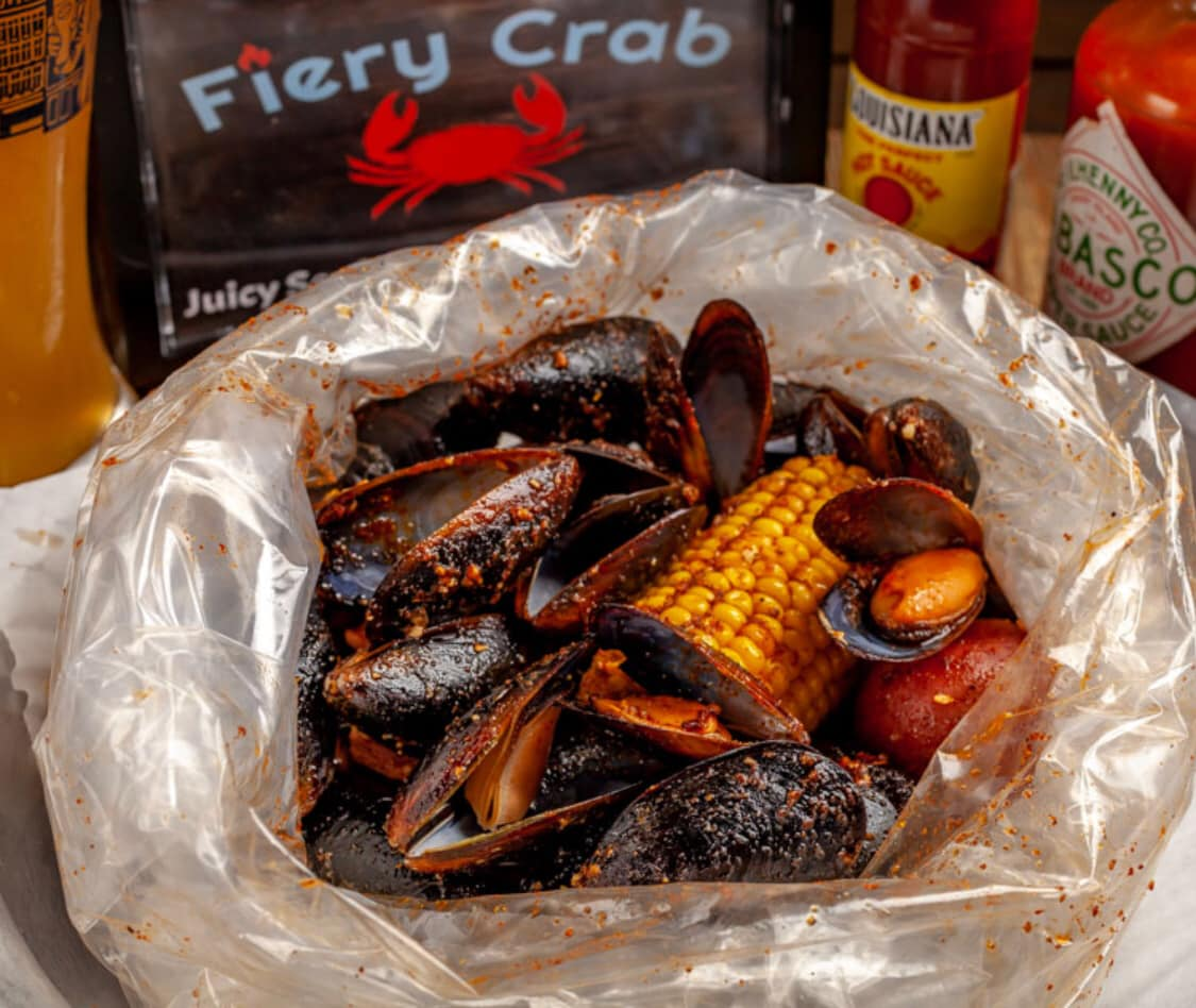 Fiery Crab