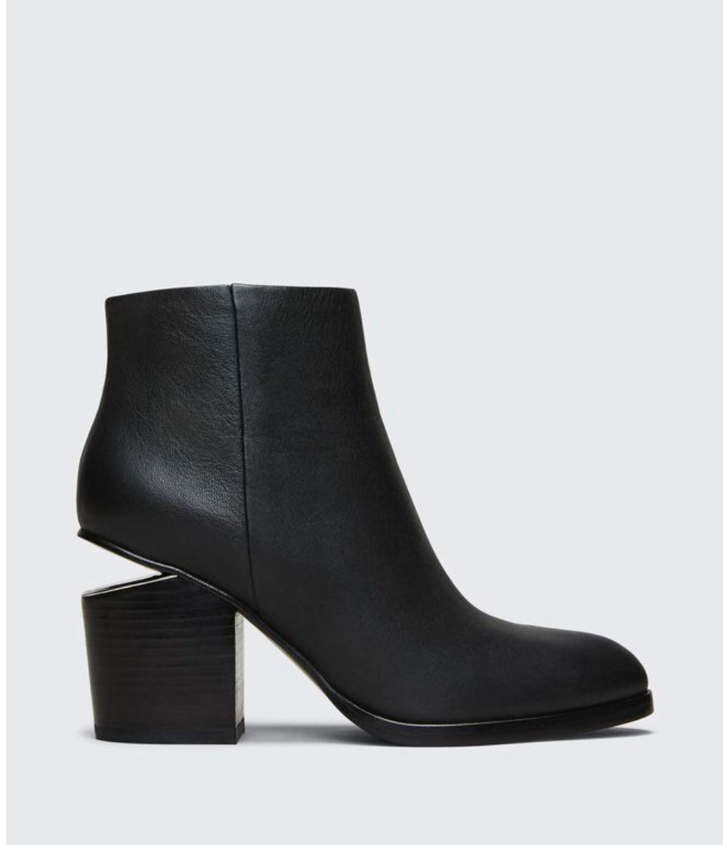 Alexander Wang Gabi Boot Rhodium  $950