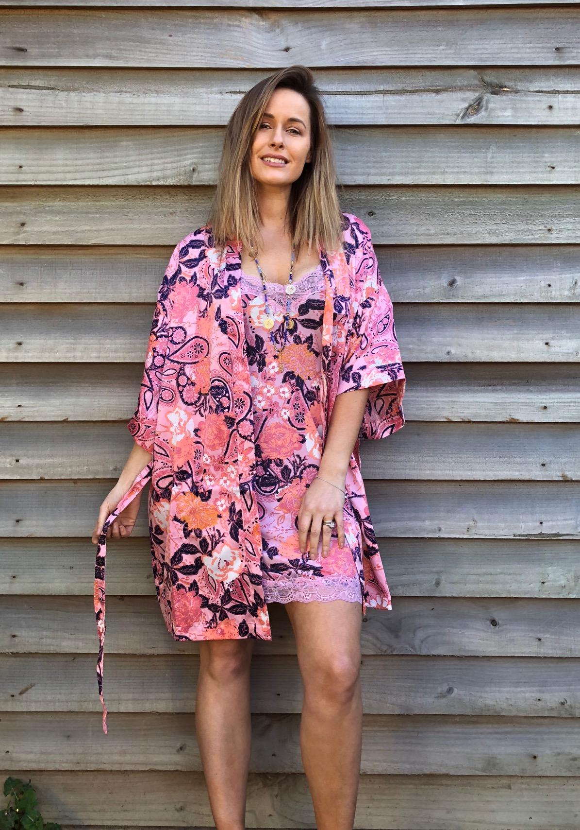 Cotton On Body Kimono Gown  $24.95