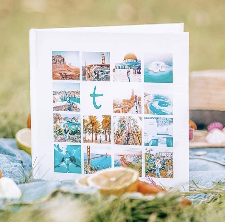 Photo Book  Turn your Instagram into a photo book! Perfect as a gift for any loved one, but especially recommended for grandparents - this Tremo Book is a photo book you can make in 10 minutes, is so easy to do and without hassle.   Shop Now