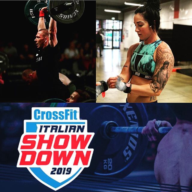 Big congratulations to @cf_khrennikov_roman and @kristineandali, both are moving on to day two. . Amazing event with 1,500 athletes showing up for day one. . Check out yesterday's archived footage @italianshowdown . @brute.strength  #brute1-1 #bruteaf #fitness #crossfit #crossfitgames #champion #gameday #mindset #competition